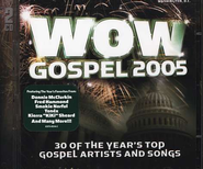WOW Gospel 2005, Compact Disc [CD]   -