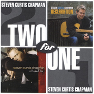 Declaration/All About Love CD   -     By: Steven Curtis Chapman