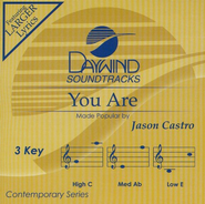 You Are, Accompaniment CD   -     By: Jason Castro
