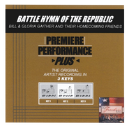 Battle Hymn of the Republic, Accompaniment CD   -     By: Bill Gaither, Gloria Gaither, Homecoming Friends