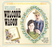 Welcome To The Welcome Wagon CD   -     By: The Welcome Wagon