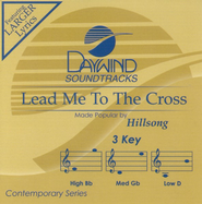 Lead Me To The Cross, Accompaniment CD   -     By: Hillsong