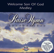 Welcome Son of God Medley, Accompaniment CD   -