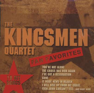 Fan Favorites CD   -     By: The Kingsmen