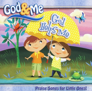 God & Me: God Helps Me CD   -     By: Various Artists