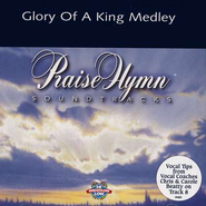 Glory of a King Medley, Accompaniment CD   -
