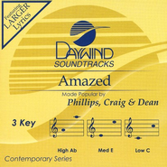 Amazed, Accompaniment CD     -     By: Phillips Craig & Dean