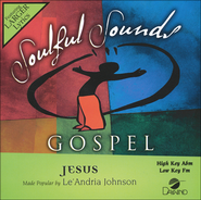 Jesus, Acc CD   -              By: Le'Andria Johnson