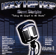 Holy Hip Hop, Volume 8 CD   -