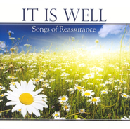 It Is Well: Songs of Reassurance CD   -