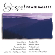 Gospel Power Ballads, Compact Disc [CD]   -