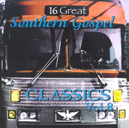 16 Great Southern Gospel Classics, Volume 8 CD   -