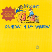 Rainbow In My Window, Accompaniment CD   -