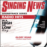 Glory Road, Accompaniment CD   -