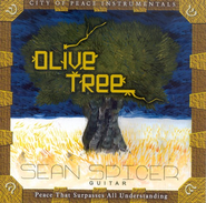 Olive Tree CD   -     By: Sean Spicer