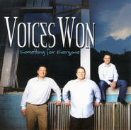 Something For Everyone CD   -     By: Voices Won