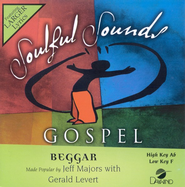 Beggar, Accompaniment CD   -     By: Jeff Majors, Gerald Levert