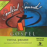 Total Praise, Accompaniment CD   -              By: Richard Smallwood