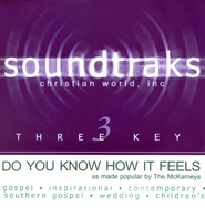 Do You Know How It Feels, Accompaniment CD   -     By: The McKameys