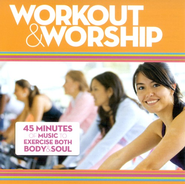 Workout & Worship CD   -