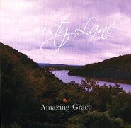 Amazing Grace CD   -     By: Cristy Lane