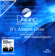 It's Almost Over, Acc CD    -              By: Mark Trammell Quartet