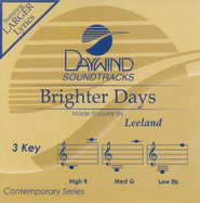 Brighter Days  [Music Download] -     By: Leeland