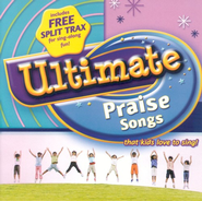 Ultimate Praise Songs CD   -              By: Various Artists