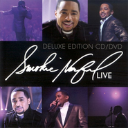 Smokie Norful Live (Deluxe Edition) CD/DVD   -     By: Smokie Norful
