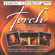 Torch: A Live Celebration of Southern Gospel's Next Generation, Compact Disc [CD]  -