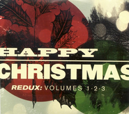 Happy Christmas Redux, Volumes 1 2 3 CD   -