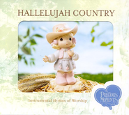 Precious Moments &#174: Hallelujah Country CD   -