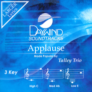 Applause   -     By: The Talley Trio