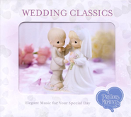 Precious Moments &#174: Wedding Classics CD   -