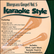 Bluegrass Gospel Vol. 5   -