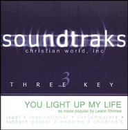 You Light Up My Life, Accompaniment CD   -     By: LeAnn Rimes