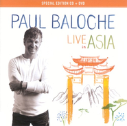 Live In Asia CD/DVD   -              By: Paul Baloche