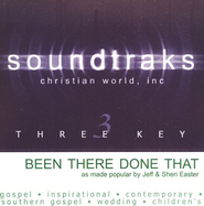 Been There, Done That  [Music Download] -              By: Jeff Easter, Sheri Easter