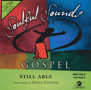 Still Able, Acc CD   -              By: James Fortune