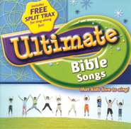 Ultimate Bible Songs CD   -              By: Various Artists