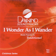 I Wonder As I Wander, Accompaniment CD   -