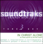 In Christ Alone, Accompaniment CD   -     By: Michael English