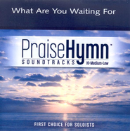 What Are You Waiting For, Accompaniment CD   -     By: Natalie Grant