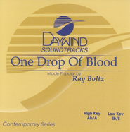 One Drop Of Blood, Accompaniment CD   -     By: Ray Boltz