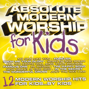 Absolute Modern Worship for Kids (Yellow), Compact Disc [CD]   -
