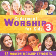 Cedarmont Worship for Kids: Volume 3, CD   -