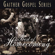 Best Of Homecoming, Volume 1 CD   -     By: Bill Gaither, Gloria Gaither, Homecoming Friends