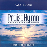 God Is Able, Accompaniment CD   -     By: Smokie Norful