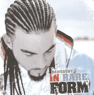 In Rare Form CD   -              By: Rawsrvnt