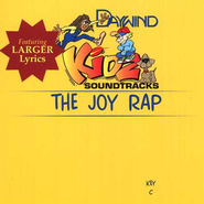 The Joy Rap, Accompaniment CD   -